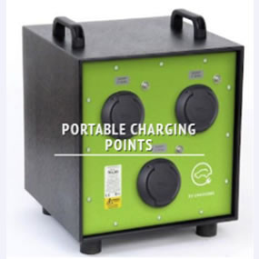 Portable Charging Points